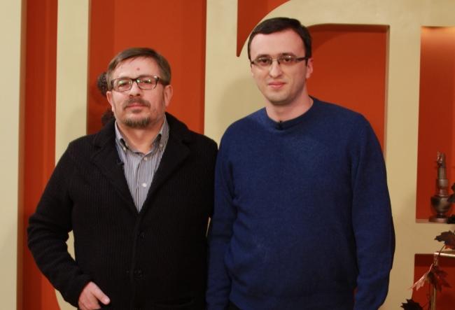 Zilele Filmului Romanesc la Chisinau a revenit pentru publicul de acasa. Dumitru Grosei si Nae Caranfil au povestit despre programul din acest an - VIDEO