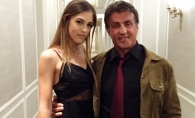 Sistine Stallone, in lenjerie intima pe internet. Cum pozeaza fiica de 19 ani a lui Sylverster Stallone - FOTO