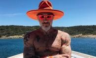 Gialuca Vacchi, aparitie spectaculoasa pe plaja din Miami. Cum a fost surprins cel mai ravnit burlac milionar - FOTO