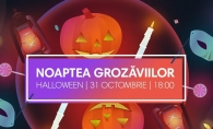 Halloween la Shopping MallDova!