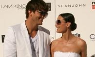 Demi Moore si Ashton Kutcher, din nou impreuna la o nunta. Cum au reactionat fostii soti - FOTO