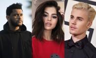 Selena Gomez si Justin Bieber au fost surprinsi impreuna! Vezi cum a reactionat actualul iubit al acesteia, The Weeknd - VIDEO