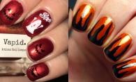 Cele mai spectaculoase modele de unghii pentru Halloween! Incearca-le si tu - FOTO