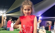 Jasmin Shor, mandra de fiica sa. Margarita s-a apucat de modelling - VIDEO