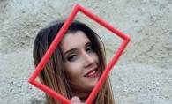 Irina Caraiman are 27 de ani si este o interpreta cu ambitii mari. CAMI este noul nume pe piata muzicala de la noi - FOTO