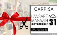 CARPISA a lansat un nou magazin in inima Chisinaului. Iata cele mai noi modele din colectia toamna-iarna - FOTO