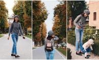 Bereta, accesoriul chic al acestei toamne. Sfaturi utile de la bloggerita Mariana Stingaci - FOTO