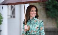 Kate Middleton a renuntat pentru cateva ore la tinutele elegante. Cum arata Ducesa de Cambridge intr-un costum sport - FOTO