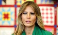 Melania Trump a facut senzatie la Beijing. Prima Doamna a vizitat Marele Zid Chinezesc si a hranit un urs panda - VIDEO