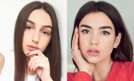 Dua Lipa de Moldova! Lavinia Rusu seamana cu artista britanica si canta la fel de frumos - VIDEO