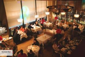 La restaurantul Seasons Brasserie pasesti in rasfatul gastronomic, cu cele mai delicioase bucate! Gusta din cele mai noi delicii culinare din meniu - FOTO