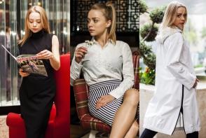 Piese vestimentare care nu ar trebui sa lipseasca din garderoba niciunei femei. Modelul Alexandra Livitchi ofera cateva sugestii de tinute stilate pentru toamna - FOTO