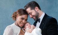 Nunta anului 2017, in imagini. Serena Williams si sotul miliardar nu s-au uitat la bani - FOTO
