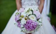 Iti doresti o nunta  ca in povesti? Belle Amour iti propune cele mai in voga decoratiuni si aranjamente florale - FOTO