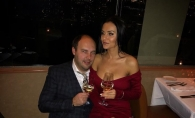 Tany Vander si-a felicitat iubitul cu ocazia zilei de nastere, imbracata sumar. Vezi ce surpriza sexy i-a facut - VIDEO