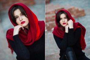 "Adriana Rimbu: ""Buzele rujate le recomand sa fie purtate cu o atitudine sexy si incredere in sine!"". Rujul rosu, un must have pentru sezonul rece  - FOTO"