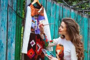 Designerul Irina Madan are un par frumos si stralucitor! Iata ce face ca sa aiba o podoaba capilara de invidiat - FOTO