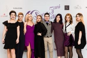 O Seara Perfecta, in toate nuantele de violet! Invitatii petrecerii aniversare de 5 ani a emisiunii, au avut parte de surprize in lant - GALERIE FOTO