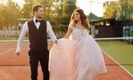 Nunta in Dubai? Margarita Dodon, din nou in rochie de mireasa - VIDEO