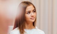 Iuliana Beregoi, in rochia unei creatoare de moda de la noi. Vezi cat de frumoasa a fost, la petrecerea O Seara Perfecta - FOTO