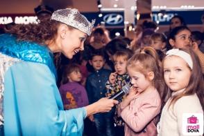 La Shopping MallDova s-a dat startul sarbatorilor de iarna. Ce distractii ii asteapta pe vizitatori - VIDEO