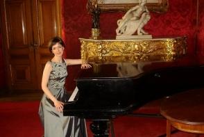 Ecaterina Deleu, pianista de succes in Rusia si SUA: