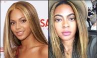 Ea este sosia lui Beyonce. Le poti confunda oricand, deoarece seamana ca doua picaturi de apa - FOTO