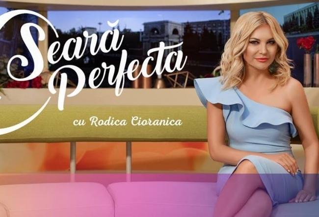 Emisiunea O Seara Perfecta cu Rodica Cioranica, din 08.12.2017 - Prima parte