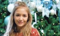 Idolul adolescentilor, Iuliana Beregoi, lanseaza o piesa in tematica sarbatorilor de iarna. Uite cum suna
