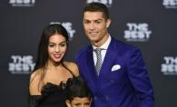 Primele imagini cu fiica lui Cristiano Ronaldo şi a Georginei Rodriguez. Alana Martina este o fetita adorabila - FOTO