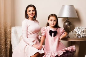 Are mama fata mare! La doar 5 ani, fiica Sorinei Obreja i-a scris o scrisoare lui Mos Craciun - VIDEO