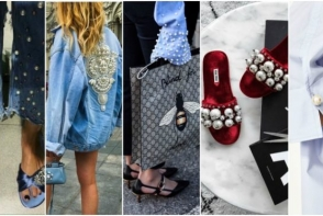 Piese vestimentare si accesorii cu perle. Iata o selectie deosebita pentru sezonul rece - FOTO