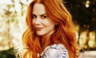 Nicole Kidman, de nerecunoscut. Actrita este tunsa scurt si bronzata excesiv - FOTO