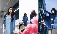 Rochia denim, tendinta nonconformista preferata de femeile moderne. Invata sa o porti cu stil si atitudine - VIDEO