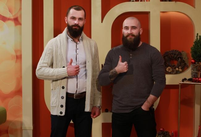 Primul campionat de Barba si Mustata din Moldova! Alexandru Menson si Roman Durlescu au povestit cum s-a desfasurat acest eveniment inedit - VIDEO