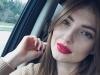 Superba, in rosu! Irina Negara arata senzational in culoarea pasiunii - FOTO