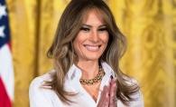 Melania Trump, aparitie spectaculoasa. Vezi ce a imbracat Prima Doamna a Americii de a atras toate privirile - FOTO