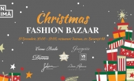 """Brandurile autohtone """"DIN INIMA """" organizeaza """"Christmas Fashion Bazaar"""". Nu rata ofertele promotionale si reducerile de pana la 70% - FOTO"""