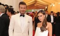 Victoria Beckham si David Beckham, distanti si nefericiti. Oare este in pericol mariajul lor - FOTO