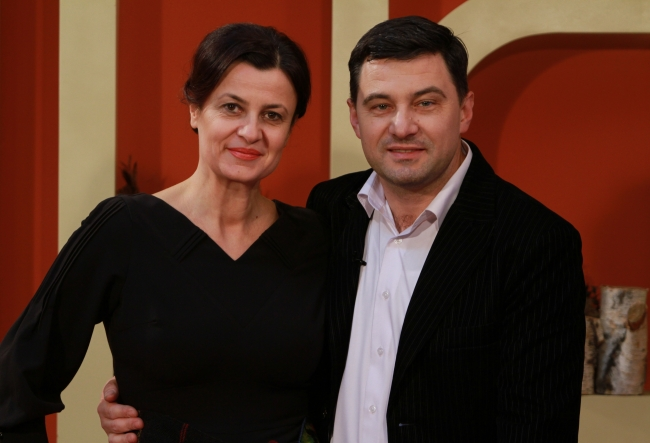 A cantat peste tot in lume, dar niciodata in Moldova. In premiera Oana-Catalina Chitu a venit la Chisinau, iar impreuna cu Valeriu Cascaval au interpretat o melodie exceptionala - VIDEO