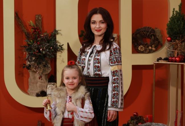 """""""Eu vreau sa devin balerina!"""" Iata cat de dulce este Dragostina, fiica Nicoletei Sava - Hanganu, care deja are mari planuri de viitor - VIDEO"""