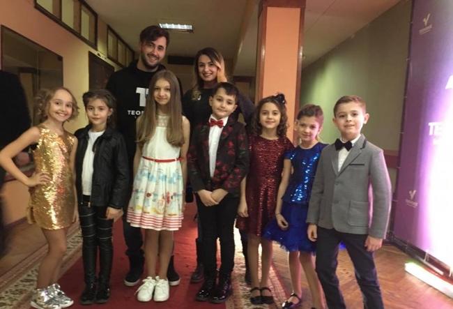 """Muzica, dansul si actoria s-au imbinat perfect la spectacolul realizat in premiera de """"TeoVoice"""". Vezi cat de talentati sunt micutii - VIDEO"""