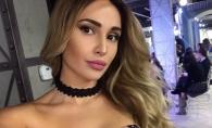 """Cristina Moldovanu: """"Draga Santa, am fost foarte cuminte in acest an!"""". Vezi in ce tinuta sexy s-a afisat jurnalista la un eveniment monden din capitala - FOTO"""