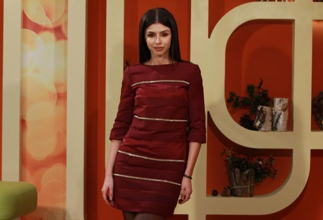 """Laura Jdanov, printre basarabencele preferate de Catalin Botezatu. Dupa """"Bucharest Fashion Week"""", modelul a revenit acasa si a povestit despre noile succese din cariera sa, dar si planurile marete de viitor - VIDEO"""