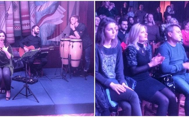 "Muzica, vin si libertate fara granite! Vezi cum a fost la ""Jazz and Wine"", concertul care a tentat prin formatul neobisnuit pentru tara noastra - VIDEO"