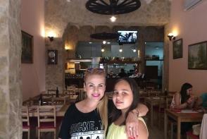 Nelly Ciobanu, mesaj emotionant pentru fiica sa! Iata ce i-a urat Mirelei de ziua ei - FOTO