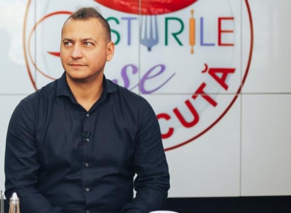 Invata sa prepari o supa crema de spanac delicioasa! Bucatarul-sef Petru Chicu iti arata cateva trucuri pretioase - VIDEO