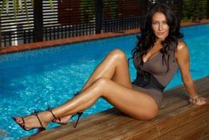 Mihaela Radulescu, intr-o forma de invidiat. Iata care este sportul ei preferat - FOTO