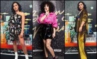 Idei stylish de tinute sclipitoare pentru Revelion. Iata 10 aparitii memorabile si excentrice ale Nicoletei Nuca din acest sfarsit de an - FOTO