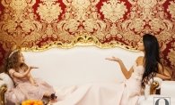 Inca nu stii in ce sa te imbraci de Revelion? Inspira-te de la Tatiana si Kamelia Melnic  - VIDEO